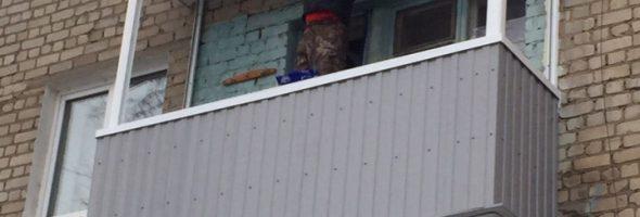 Остекление балкона и окон #21022019