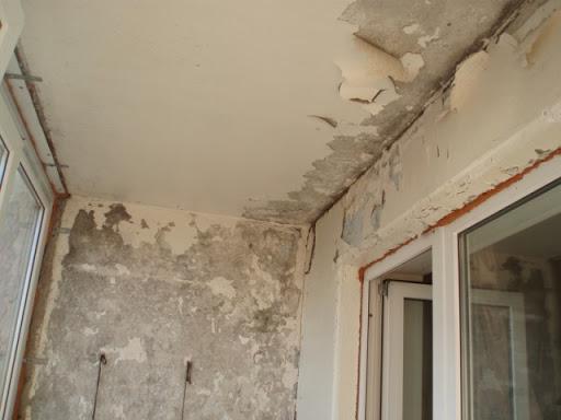 Процесс подготовки к утеплению балкона